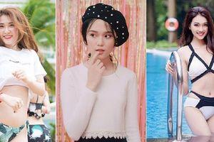 Điểm danh hội bạn gái toàn Hoa khôi, hot girl của các cầu thủ đội tuyển Việt Nam