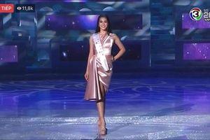 SỐC: Tiểu Vy dừng chân ở Top 30 Miss World 2018