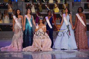 Vượt qua 117 thí sinh người đẹp Mexico đăng quang Hoa hậu Thế giới 2018