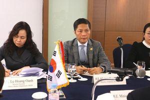 Việt - Hàn hướng đến mục tiêu 100 tỷ USD thương mại