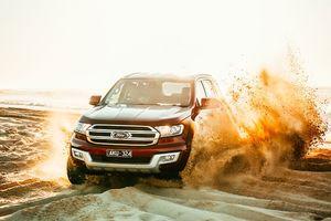 Bí quyết giữ an toàn trong các chuyến phiêu lưu mạo hiểm bằng xe hơi