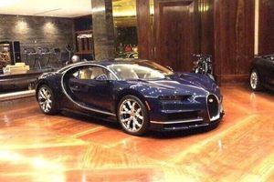 Đại gia Campuchia tậu siêu phẩm Bugatti Chiron