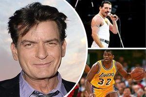 Những người nổi tiếng thế giới bị lây nhiễm virus HIV/AIDS