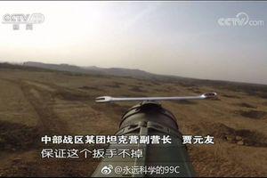 Xe tăng Type 99 Trung Quốc khoe khả năng 'làm xiếc' số 1 thế giới