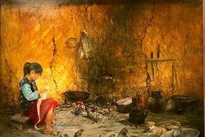 Ngắm tuổi thơ trong veo miền sơn cước để thấy ấm áp những ngày đông