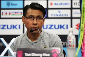 HLV Malaysia mạnh miệng tuyên bố thắng ĐT Việt Nam ở chung kết lượt đi