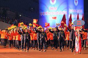 176 HCV đưa chủ nhà Hà Nội lên ngôi nhất toàn đoàn Đại hội thể thao toàn quốc 2018