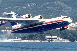 Hải quân Nga tiếp nhận thủy phi cơ hạng nặng