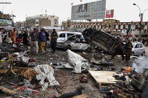 Nổ bom tại Pakistan