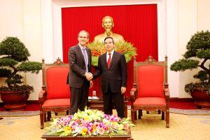 Hoan nghênh Google phối hợp tốt với Bộ TT-TT Việt Nam