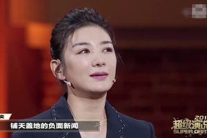 Huỳnh Dịch thừa nhận rơi cảnh khốn cùng sau ly hôn chồng thứ hai