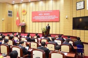 Hà Nội: Tổng kết phong trào thi đua năm 2018, phát động phong trào thi đua năm 2019