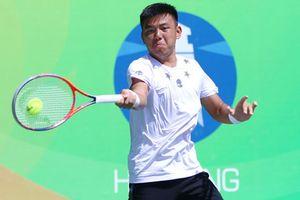 Bảng xếp hạng ATP tennis: Hoàng Nam số 1 Đông Nam Á