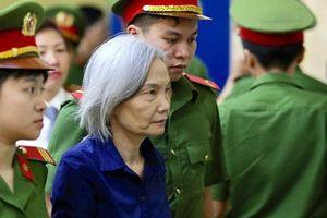 Xử đại án DABank: Bị cáo Nguyễn Thị Kim Xuyến thừa nhận sai phạm