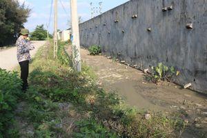 Chất lượng nước hệ thống An Kim Hải có chuyển biến xấu