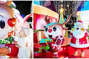 'Vạn điều kỳ diệu, triệu khoảnh khắc vui' tại Lễ hội Giáng sinh Vincom 2018