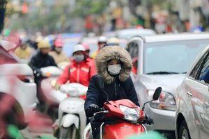 Miền Bắc đang rét căm căm, ngày mai không khí lạnh lại tăng cường