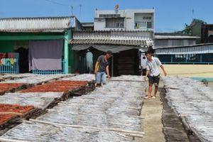 Bảo đảm an toàn thực phẩm đối với thủy sản khô