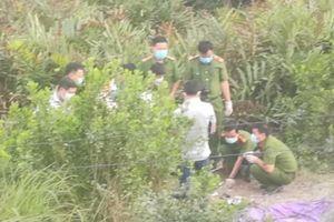 Nam thanh niên tử vong ở bãi đất trống nghi bị sát hại