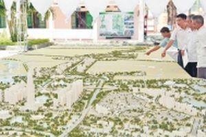 Tập trung công tác quy hoạch - kiến trúc tại các huyện ven đô