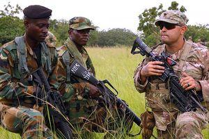 Quân đội Mỹ gia tăng sức mạnh ở châu Phi