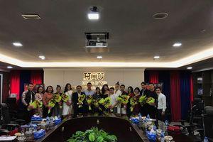 Đại học Quốc tế Hồng Bàng đăng cai cuộc thi 'Ngôi sao Fitness sinh viên TP.HCM mở rộng 2019'