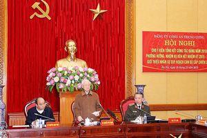 Bộ Công an bỏ phiếu giới thiệu nhân sự vào Ban Chấp hành Trung ương Đảng nhiệm kỳ 2021-2026