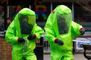 Phiến quân IS âm mưu tấn công hóa học 'tàn khốc' ở Anh