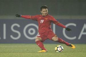 Quang Hải và câu chuyện về chiếc áo dài tay của đội tuyển Việt Nam