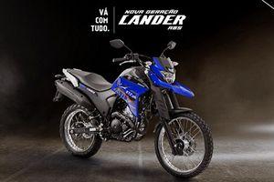 Yamaha ra mắt Lander XTZ 250 'đối thủ' Honda CRF250 Rally