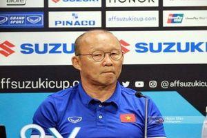 HLV Park lên dây cót cho ĐT Việt Nam trước chung kết