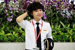 Ngắm nhan sắc dàn nữ phi công tài năng ở Việt Nam