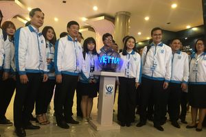 Lưu giữ những khoảnh khắc ấn tượng tại Triển lãm 'Khát vọng sinh viên Việt Nam'