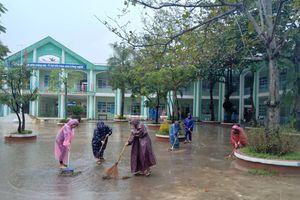 Đà Nẵng: 100% học sinh quận Hải Châu, Cẩm Lệ vẫn tiếp tục nghỉ học ngày 11/12