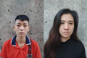 Hà Tĩnh: Bắt giữ hai 'nữ quái' 9x chuyên vận chuyển, buôn bán ma túy