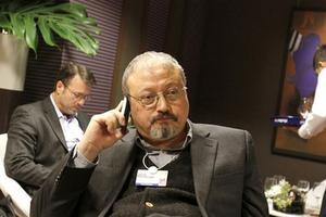 Lời cuối cùng của nhà báo bị sát hại Khashoggi