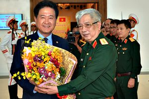 Đối thoại chính sách Quốc phòng Việt Nam - Hàn Quốc lần thứ 7