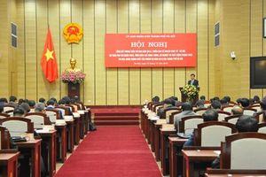 Hà Nội: Nâng cao hiệu lực, hiệu quả hoạt động của hệ thống chính trị