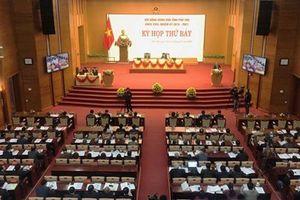 Phú Thọ: Khai mạc trọng thể Kỳ họp thứ Bảy - HĐND tỉnh khóa XVIII