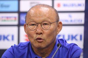 HLV Park Hang-seo: 'Hàng công Malaysia mạnh nhất AFF Cup 2018'