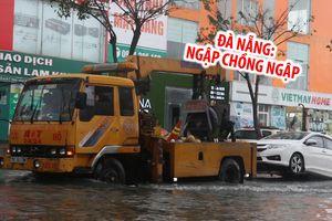 Vừa dọn sạch nhà cửa xong, người Đà Nẵng lại hoảng hốt 'chạy nước'