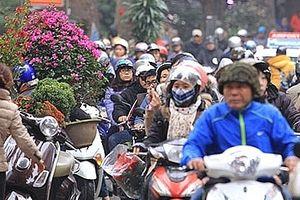 Hà Nội triển khai đợt cao điểm bảo đảm trật tự, an toàn giao thông dịp Tết Nguyên đán 2019