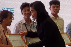 VWS trao 20 suất học bổng cho sinh viên ĐH Quốc gia TPHCM