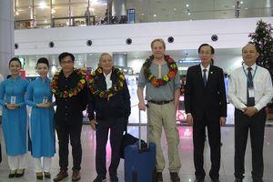 TPHCM chào đón vị khách quốc tế thứ 7 triệu