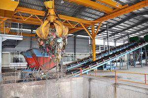 Chọn nhà đầu tư Khu xử lý chất thải 1.800 tỷ đồng tại Chương Mỹ
