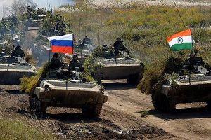 Lý do Nga - Ấn liên tiếp tăng cường tâp trận quân sự chung