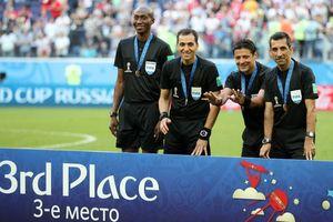 Trọng tài 'may mắn' của Malaysia bắt trận chung kết AFF Cup 2018
