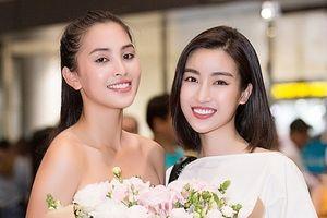 Tiểu Vy rạng rỡ trở về sau khi lọt Top 30 tại Hoa hậu Thế giới 2018