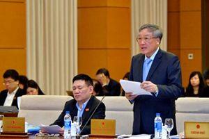 UBTVQH đánh giá cao việc xây dựng cơ chế hòa giải, đối thoại tại Tòa án