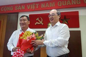 Tân Bí thư quận 2 Trần Văn Thuận từng là sỹ quan an ninh
